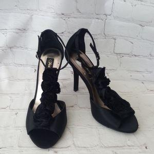 Satin Fabulosity Heels